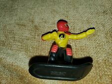 Mcdonalds happy meal toys 2001 Hasbro Action man on skateboard