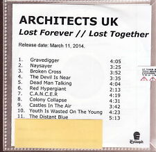 architects uk limited edition cd new
