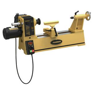Powermatic 1792014 PM2014 115V 1 HP Corded Benchtop Lathe New
