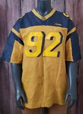 Rare Fubu All Stars Series Collection 1992 Mens Leather Jersey Size 2XL XXL