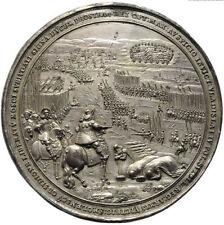 POLONIA - WLADISLAW IV - Medaglia vittoria di Smolensk e Trattato di Stuhmsdorft