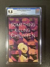Something is Killing the Children 6 Cover A First Print CGC 9.8 3885114022