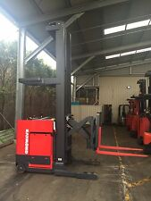 Raymond Electric HIGH Reach Truck 6m-8.5m Lift Hire $160+GST Negotiable Sydney