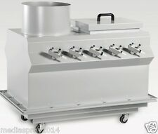 Contenitore a letto fluido da 130lt - TANK 130L