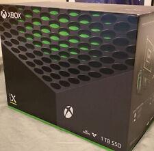 Microsoft Xbox Series X 1TB Video Game Console Brand New!!! SHIPS ASAP!!!
