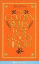 10 Golden Rules for Good Health (Nature's Best)-ExLibrary