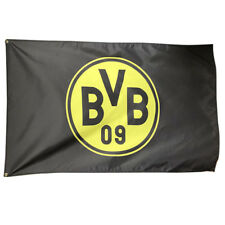 Borussia Dortmund Flag Banner Germany Soccer Dark Blue 90 x 150cm ( 3 x 5 feet )