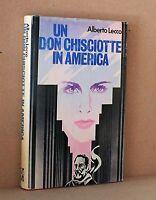 Un Don Chisciotte in america - Lecco - Club degli editori
