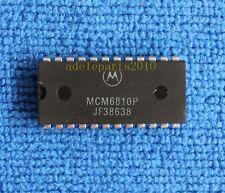 1pcs MCM6810P MCM6810 128 x 8-bit randon-access memory DIP-24