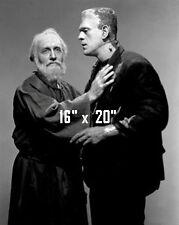 """Frankenstein~Boris Karloff~Photo~Poster 16"""" x 20"""""""