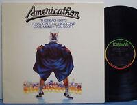 BEACH BOYS-ELVIS COSTELLO-EDDIE MONEY Americathon EXC 1979 LORIMAR Soundtrack LP