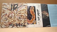 ID - THE WELL -ALTERNATIVE SYDNEY RARE PROMO LP WITH PROMO KIT 1990