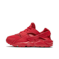 Boys' Little Kids' Nike Huarache Run Casual Shoes University Red 704949 600