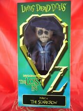 Mezco Living Dead Dolls The Lost In Oz Purdy as The Scarecrow 2015