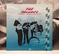 THE SHADOWS - STRINGS DRUMS & MELODY LP SIGILLATO NEW SEALED ITALY 1986 EMI