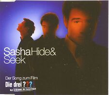 CD Maxi-Sasha-Hide & Seek - #a2068