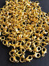 50 pcs Gold Plated Metal Lobster Clasps 10x5mm for Jewelry Design Finding
