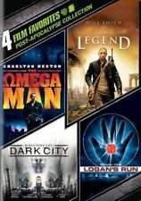 4 Film Favorites Post Apocalypse Coll 0883929315918 With Will Smith DVD