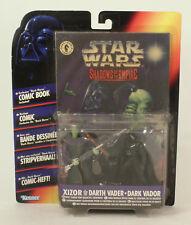 Star Wars Comic Packs Shadows Of The Empire Prince Xizor VS Darth Vader Red Card