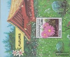 Cambodia block242 (complete issue) unmounted mint / never hinged 1998 Flora