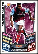Ricardo Vaz Te #341 West Ham United - Match Attax 2012-13 Trade Card (C516)