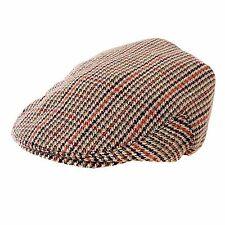 New Flat Tweed Cap Hat Kids Mens Boy Ladies Women Unisex Country Newsboy Vintage