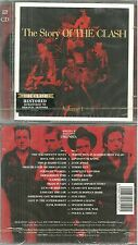 THE CLASH : Le meilleur THE CLASH ( 2 CD )- BEST OF/ NEUF EMBALLE - NEW & SEALED