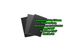 Gasket Paper Material Sheet 20x15cm 2mm Petrol Gasoline Oil Fuel Resistant