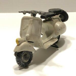 Vintage Tekno Denmark 442 Diecast Vespa Scooter