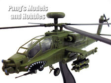 Boeing AH-64 Apache Longbow 1/72 Scale Helicopter Model by Amercom