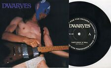 "Dwarves-that 's Rock' n' roll 7"" Blag Dahlia Electric Frankenstein Hellacopters"