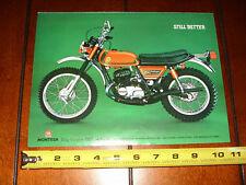 1974 MONTESA KING SCORPION 250 - ORIGINAL AD