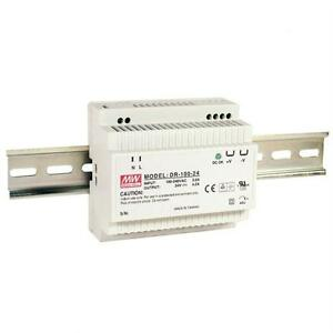 MeanWell DR-100-24 100W 24V 4,2A Din Rail power supply DIN-RAIL