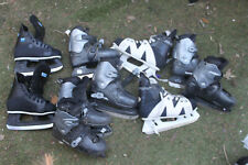 Lot 6 Pairs Skates to Ice/Hockey or other Children and Teen Fury / Ccm
