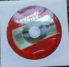 LEGENDS KARAOKE CDG THE WHO 037 ROCK OLDIES 17 SONGS CD+G MUSIC PINBALL WIZARD