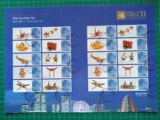 2011 LS77 Philanippon Smiler Sheet USED