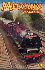 1959 MAY 34899 Meccano Magazine Cover Picture THE CALEDONIAN