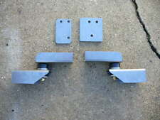10066 GENERIC MOTOR MOUNTS TO PUT 1952-54 CHEVY 235 OR 216 INTO ANYTHING