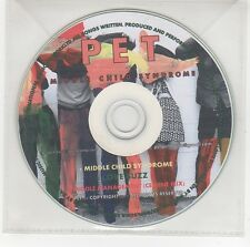 (GG677) PET, Middle Child Syndrome - 2011 DJ CD