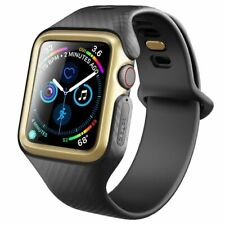 Apple Watch Series 4  40mm Gold Case with Black Sport Band GPS Smart Watch