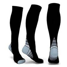 2018 15-30mmHg Medical Compression Socks Support Stockings Travel Flight Socks