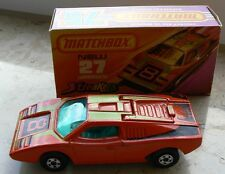 Matchbox Superfast Lamborghini Countach mit OVP, Lesney England