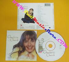 CD CHARLOTTE CHURCH Voice Of An Angel 1998 Us SONY SK 60957 no lp mc dvd (CS10)
