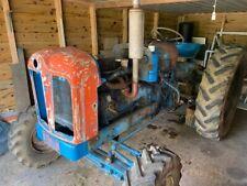 More details for fordson super major tractor