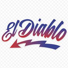 Sticker Fabio Quartararo MotoGP El Diablo