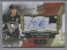 Sidney Crosby 2015-16 Upper Deck Cup Scripted Swatches auto patch /35