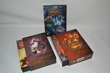 WORLD OF WARCRAFT ( ONYXIA'S LAIR, HEROES OF AZEROTH, MOLTEN CORE ) TRADING GAME
