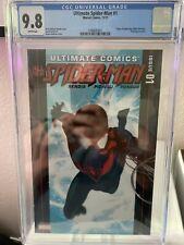 Ultimate Spider-Man #1 Origin of Miles Morales 1st Printing CGC 9.8