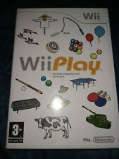 Juego Nintendo Wii - Wii Play en muy buen Estado completo pal España