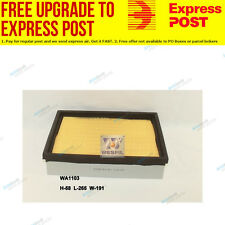 Wesfil Air Filter WA1103 fits Ssangyong Musso 2.3